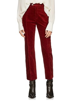 Chloé Women's Cotton Corduroy Straight Pants
