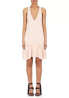 Chloé Women's Crepe Drop-Waist Dress