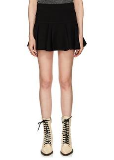 Chloé Women's Crepe Miniskirt