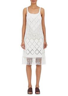Chloé Women's Crochet-Lace Shift Dress