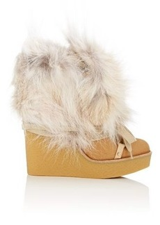 Chloé Women's Heather Wedge Ankle Boots
