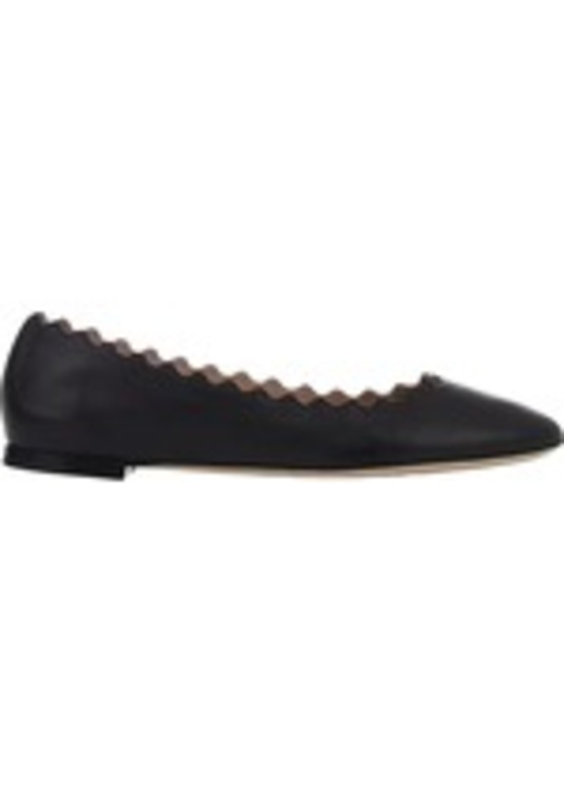 Chloé Women's Lauren Leather Flats