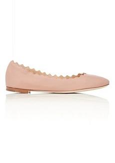 Chloé Women's Lauren Leather Flats