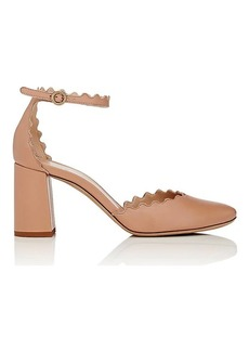 Chloé Women's Lauren Nappa Leather Pumps