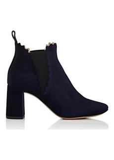 Chloé Women's Lauren Suede Ankle Boots