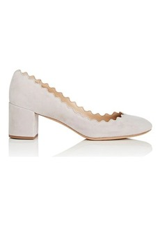 Chloé Women's Lauren Suede Pumps