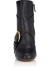 Chloé Women's Nils Leather Ankle Boots