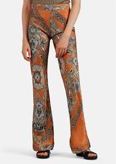 Chloé Women's Paisley Twill Pants