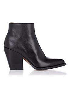 Chloé Women's Rylee Leather Ankle Boots