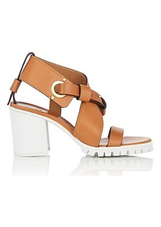 Chloé Women's Scottie Leather Sandals