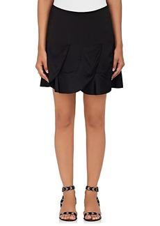 Chloé Women's Silk Satin Miniskirt