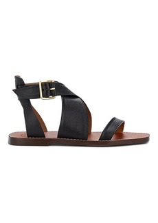 Chloé Women's Crisscross-Strap Leather Sandals