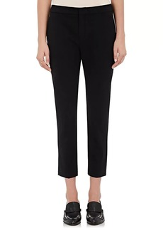 Chloé Women's Wool Ankle-Length Trousers