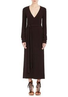 Chloé Women's Wool-Cashmere Sweater Maxi Dress