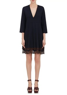 Chloé Women's Worsted Wool Shift Dress