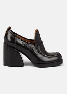 Chloé Women's Wrinkled Leather Pumps
