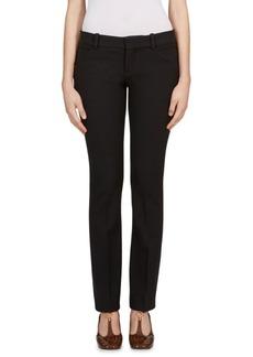 Chloé Wool Low Rise Pants