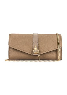Chloé Chloe Aby Wallet on Chain Bag