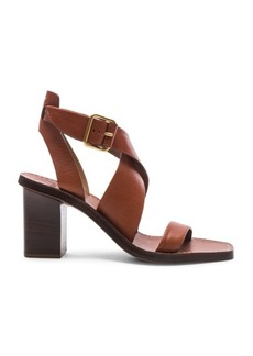 Chloé Chloe Block Heels