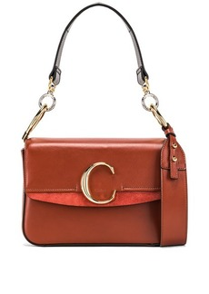 Chloé Chloe Small Chloe C Double Carry Bag