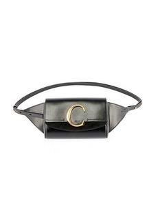 Chloé Chloe C Leather Belt Bag