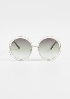 Chloé Chloe Carlina Sunglasses