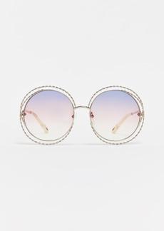Chloé Chloe Carlina Torsade Sunglasses
