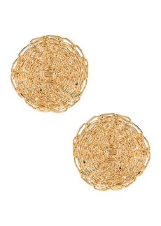 Chloé Chloe Circle Earrings