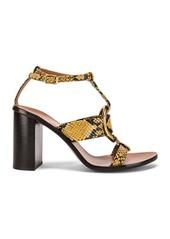 Chloé Chloe Circle Sandals