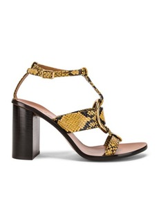 Chloé Chloe Circle Sandals