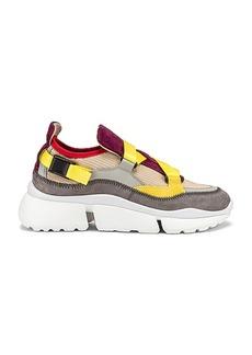 Chloé Chloe Colorblock Sneakers