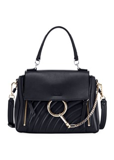 Chloé Chloe Faye Day Small Quilted Leather Shoulder Bag