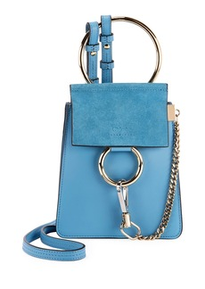 Chloé Chloe Faye Small Leather Bracelet Bag
