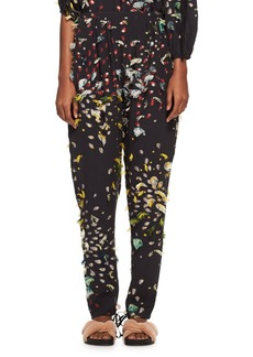 Firework Fil Coupé Relaxed Pants