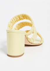 Chloé Chloe Gosselin 70mm Delphinium Slide Sandals