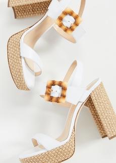 Chloé Chloe Gosselin Amber Platform Sandals