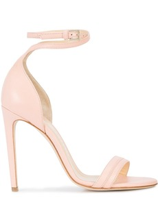 Chloe Gosselin Narcissus sandals - Pink & Purple