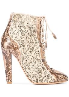 Chloe Gosselin Nymphea boots - Brown