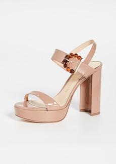 Chloé Chloe Gosselin Tori 90mm Buckle Sandals