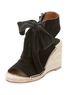 Harper Lace-Up Espadrille