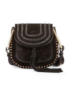 Chloé Chloe Hudson Mini Suede Shoulder Bag