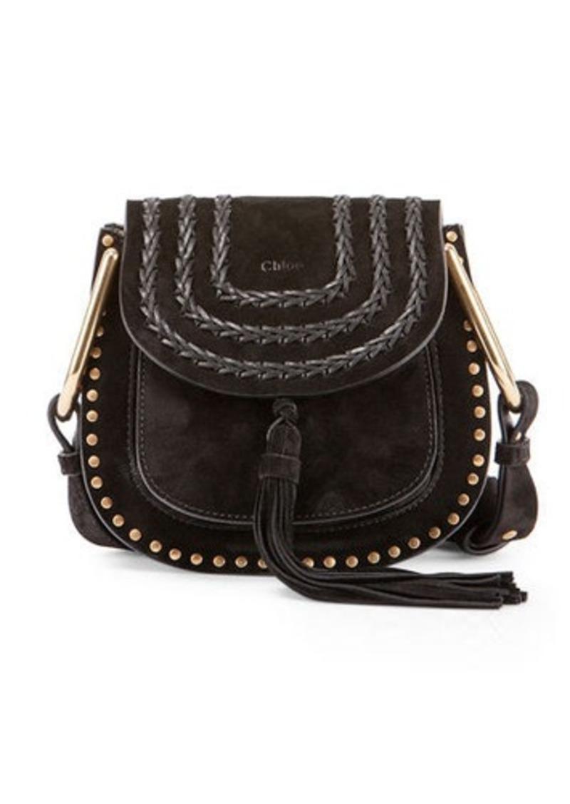 edc3db141a Chloé Chloe Hudson Mini Suede Shoulder Bag | Handbags