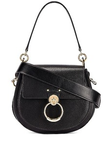 Chloé Chloe Large Tess Grained Leather Bag