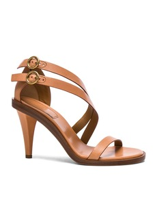 Chloe Leather Niko Sandals
