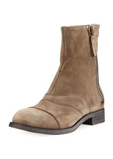 Chloe Lexie Suede Side-Zip Boot