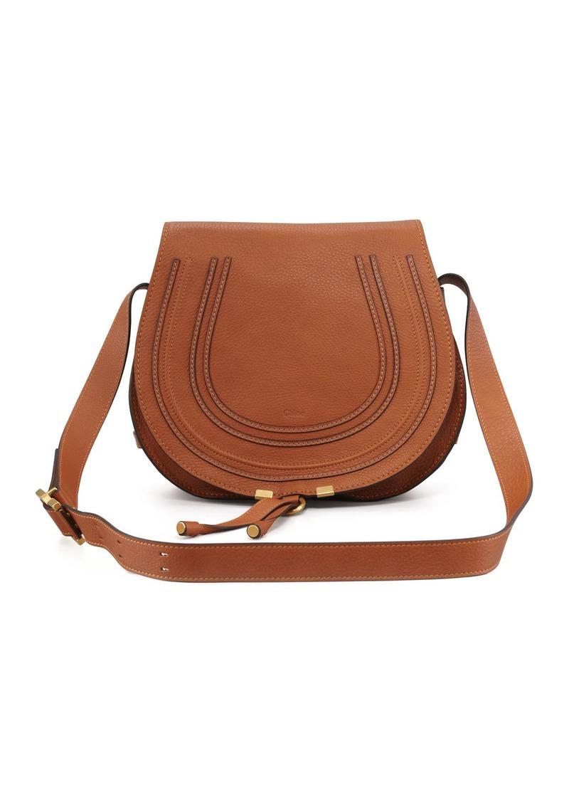 Chloé Marcie Medium Leather Crossbody Bag  1cee411ece851