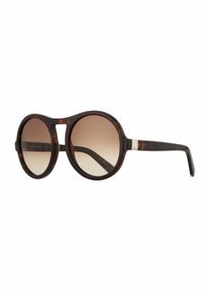 Chloé Chloe Marlow Round Sunglasses
