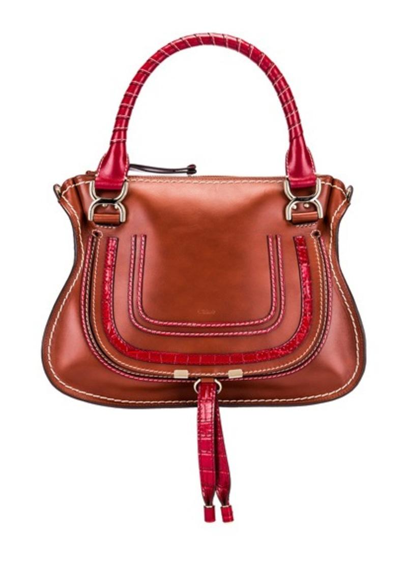 Chloé Chloe Medium Marcie Double Carry Bag