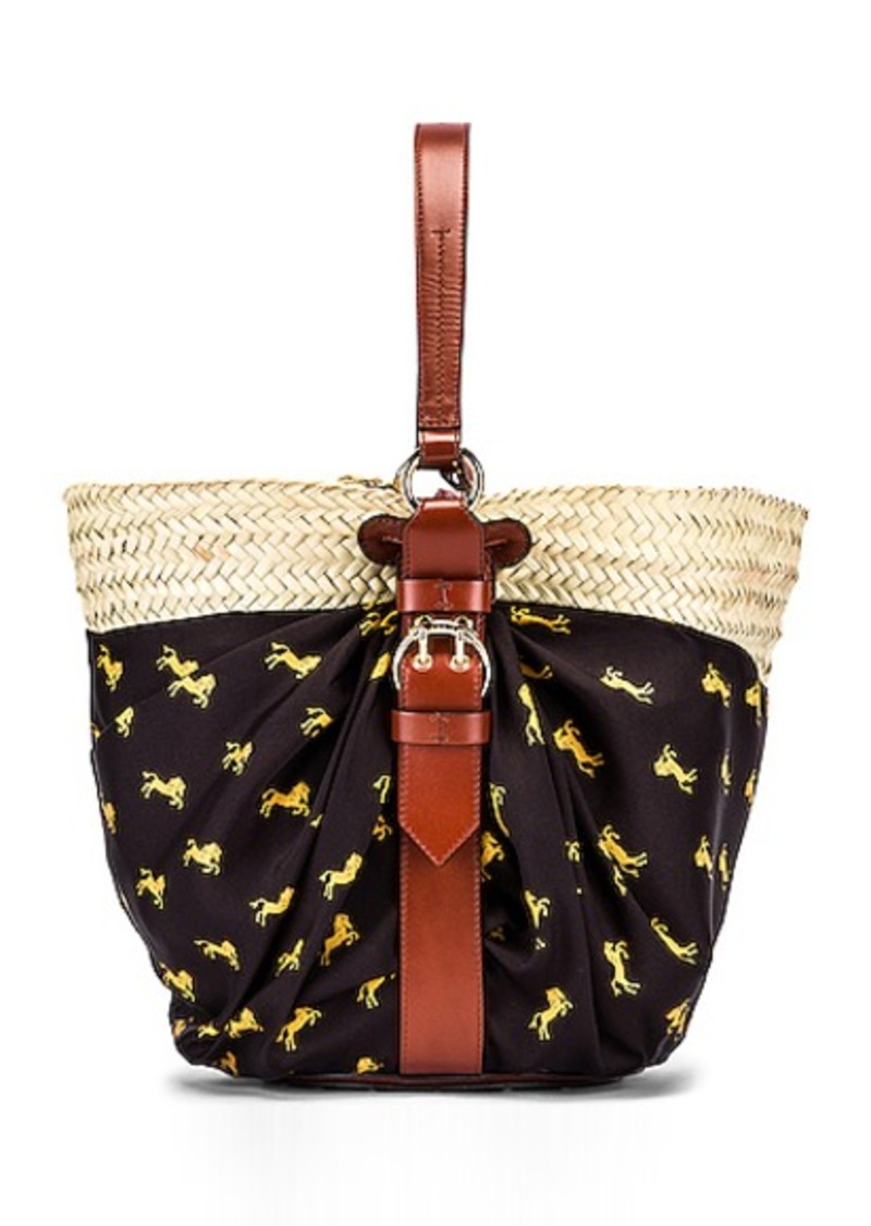 Chloé Chloe Medium Panier Basket Bag