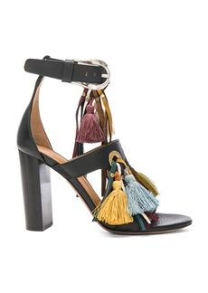Chloe Miki Tassel Sandals